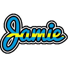 Jamie sweden logo