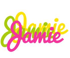 Jamie sweets logo