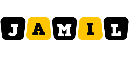 Jamil boots logo