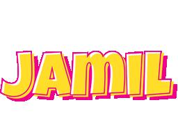 Jamil kaboom logo