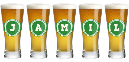 Jamil lager logo