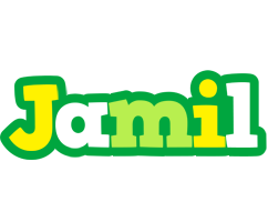 Jamil soccer logo