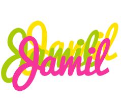 Jamil sweets logo