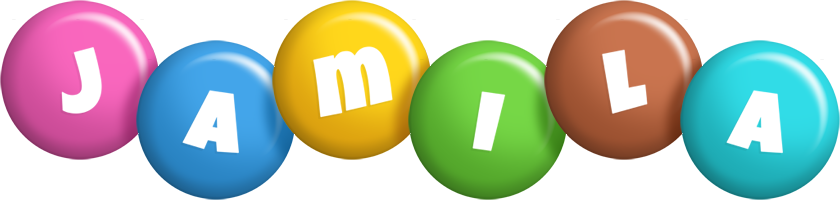 Jamila candy logo