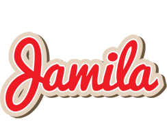 Jamila chocolate logo