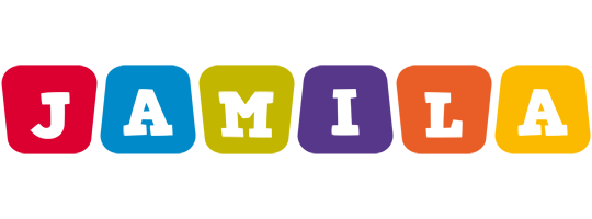 Jamila daycare logo
