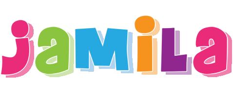 Jamila friday logo