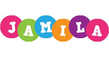 Jamila friends logo