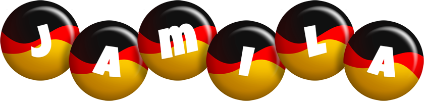 Jamila german logo