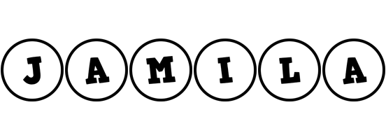 Jamila handy logo