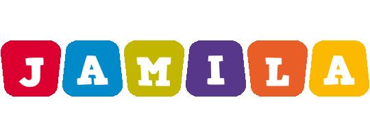 Jamila kiddo logo