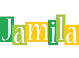 Jamila lemonade logo