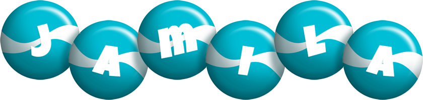 Jamila messi logo