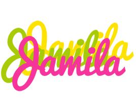 Jamila sweets logo