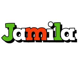 Jamila venezia logo
