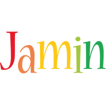 Jamin birthday logo