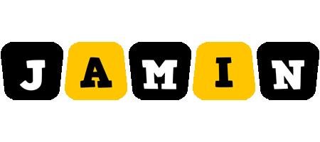 Jamin boots logo