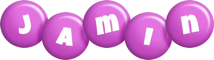 Jamin candy-purple logo