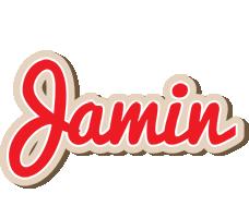 Jamin chocolate logo