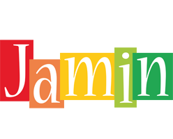 Jamin colors logo
