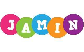Jamin friends logo