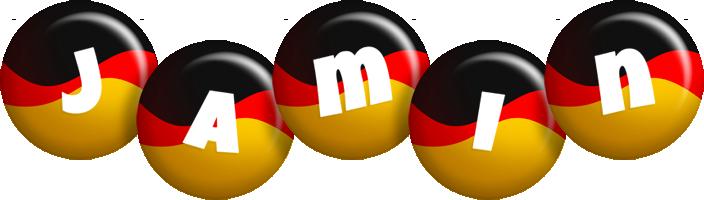 Jamin german logo