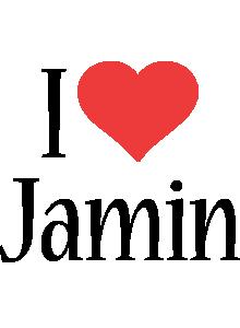 Jamin i-love logo