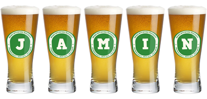 Jamin lager logo