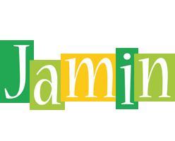Jamin lemonade logo