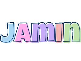 Jamin pastel logo