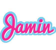 Jamin popstar logo