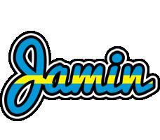 Jamin sweden logo