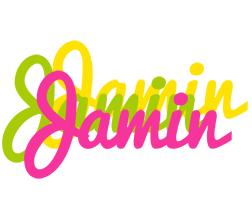 Jamin sweets logo