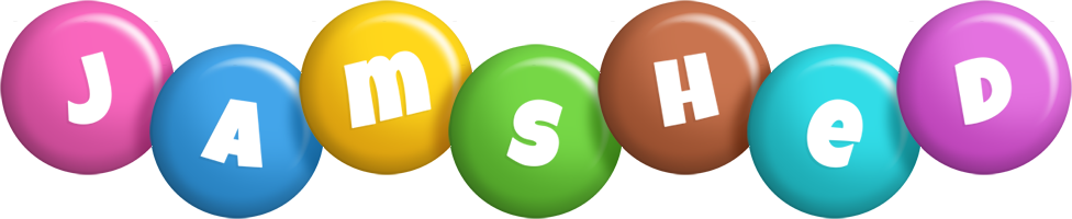 Jamshed candy logo