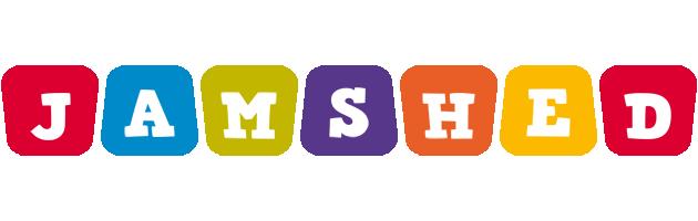 Jamshed daycare logo