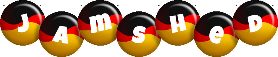Jamshed german logo