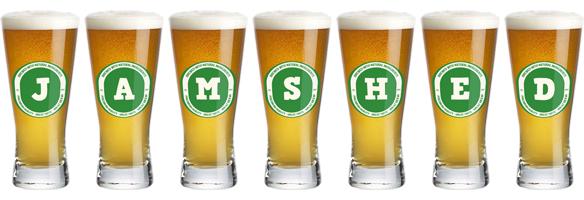 Jamshed lager logo