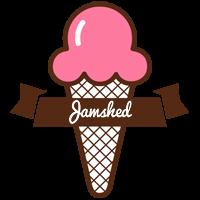 Jamshed premium logo