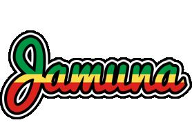Jamuna african logo