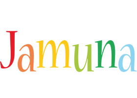Jamuna birthday logo