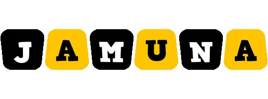 Jamuna boots logo