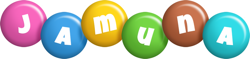 Jamuna candy logo