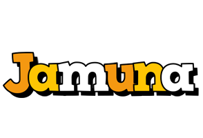 Jamuna cartoon logo