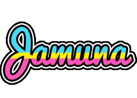 Jamuna circus logo