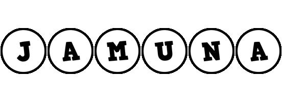 Jamuna handy logo