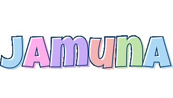 Jamuna pastel logo