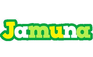 Jamuna soccer logo