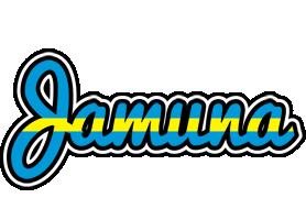 Jamuna sweden logo