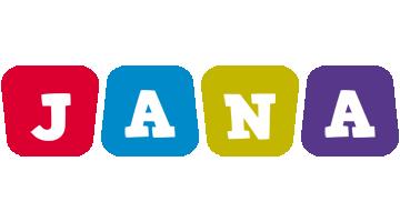 Jana kiddo logo