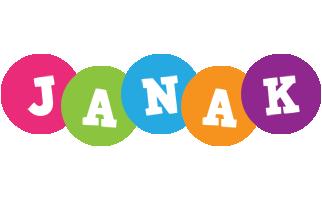 Janak friends logo